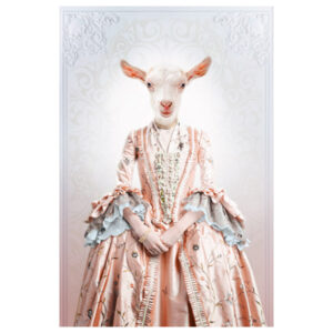 Mondiart-Royal-lady-goat