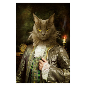 Mondiart-royal-cat