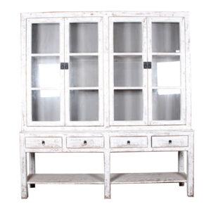 Grote-witte-buffetkast-met-4-deuren-en-4-lades-1