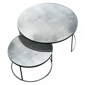 Notre-Monde-Nesting-salontafel-Clear---set-van-2