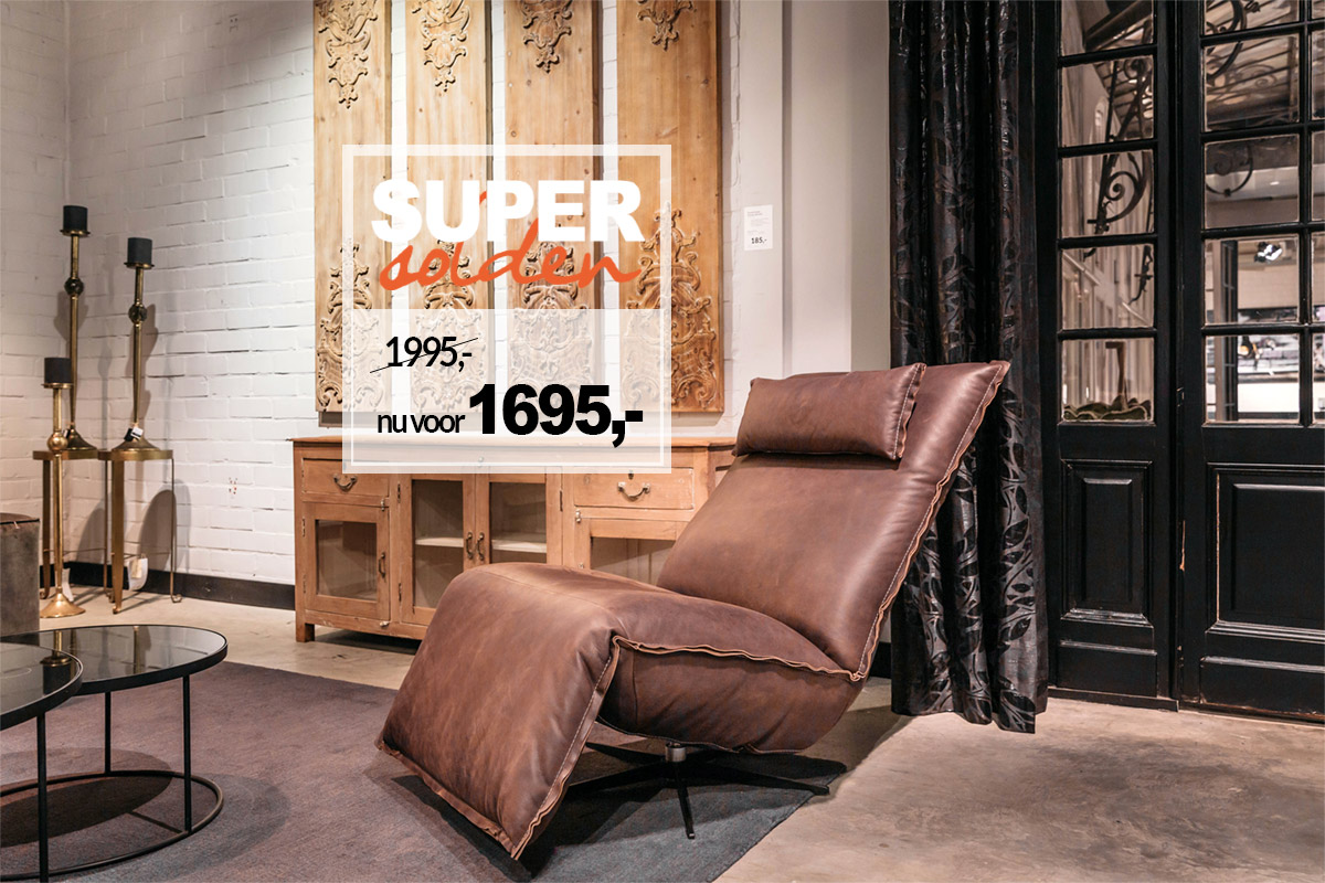 Relaxfauteuil-Indi