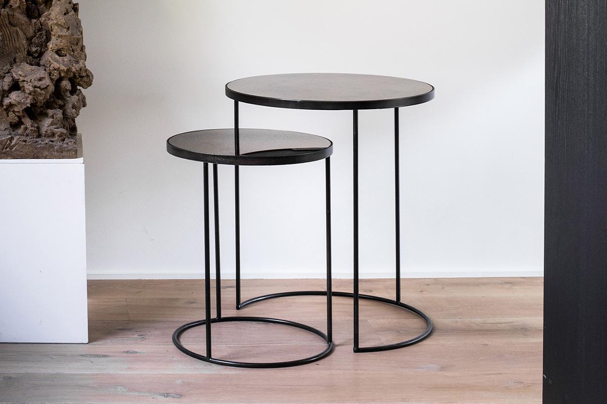 Ethnicraft - nesting table