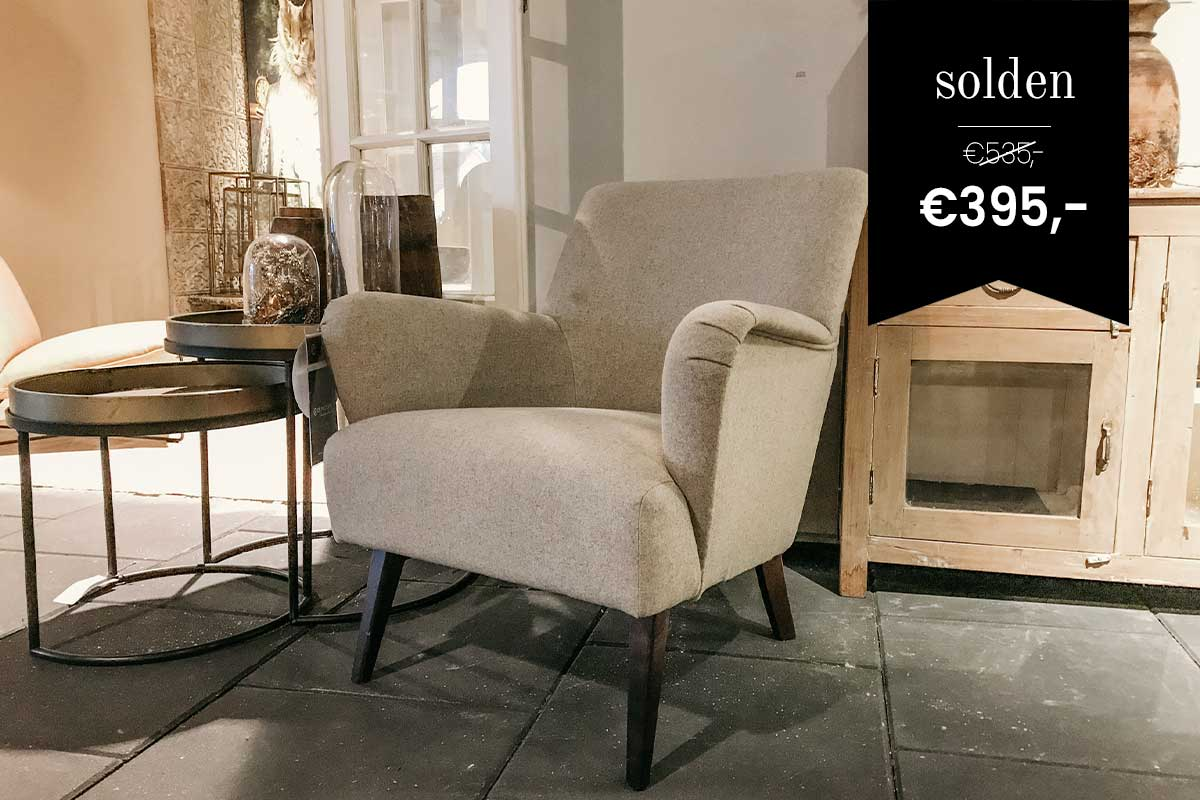 Fauteuil-George