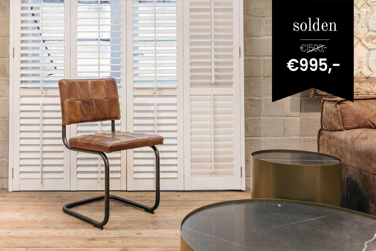 Stoel Nelson - Jess Design